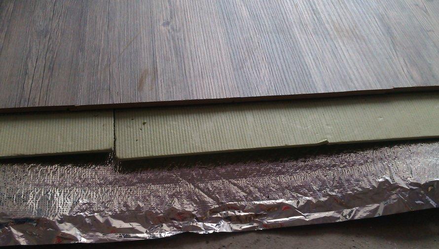 elektrische infrarot fu bodenheizung 220w m heizfolie laminat teppich boden ebay. Black Bedroom Furniture Sets. Home Design Ideas